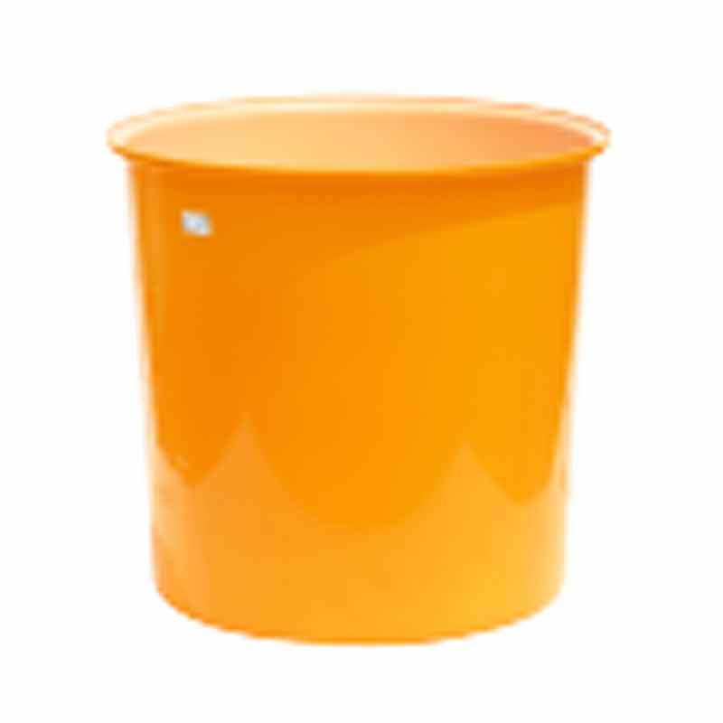 貯水 容器 スイコー M型容器 丸型容器 M 200リットル 排水栓付 一体成型 農作物 水産物 仕分け 食品 仕込み シバ 代引不可 個人宅配送不可