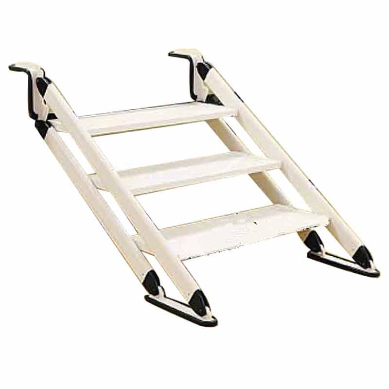 多目的階段 移動 階段 ネオステップ SX-800 ベージュ アルミ製 ステップ階段 ステージ 体育館 ゴム製滑り止め付 ハラックス 防J 代引不可 個人宅配送不可
