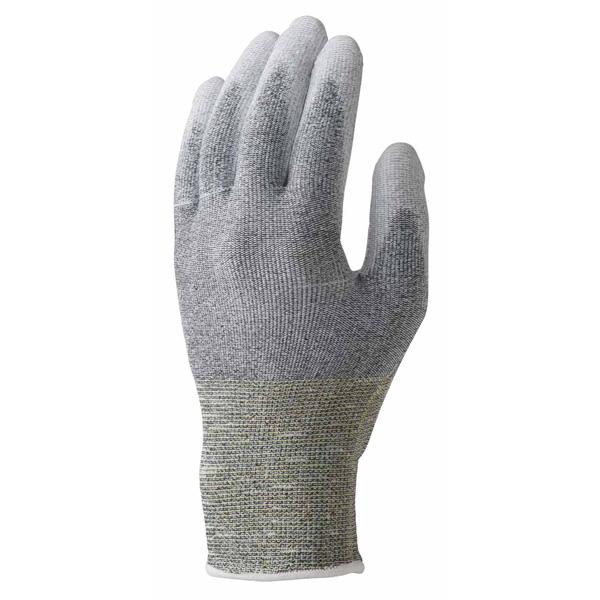 作業用 手袋 ケミスターパームFS 10双 Lサイズ No.544 耐切創手袋  レベル3 ショーワグローブ 作業用手袋 三カD