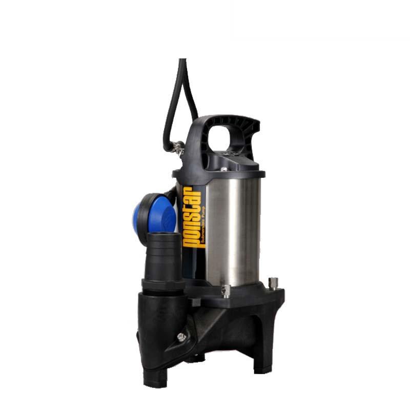 汚物用水中ポンプ ポンスター PZ-650A 60Hz フロートスイッチ付 ステンレス製 口径50mm 全揚程10m 重量10.5kg 工進 KOSHIN 排水 給水 シB 代引不可