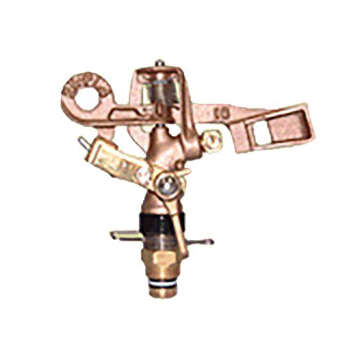 [個人宅不可] 高耐久 金属 (農業用) スプリンクラー 小型(S) 25-PLHL4 口径 3 mm 1/2PT 10度 共立イリゲート 防J[代引不可]
