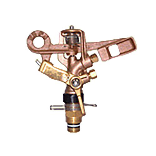 [個人宅不可] 高耐久 金属 (農業用) スプリンクラー 小型(S) 25-PW4 口径 3.6×2.4 mm 1/2PT 20度 共立イリゲート 防J[代引不可]