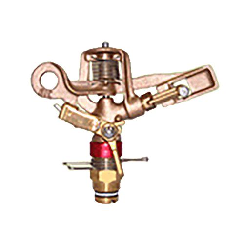 [個人宅不可] 高耐久 金属 (農業用 緑化用) スプリンクラー 中型 (M1・M2) 30-PK3 口径 4 mm 3/4PT 20度 共立イリゲート 防J[代引不可]