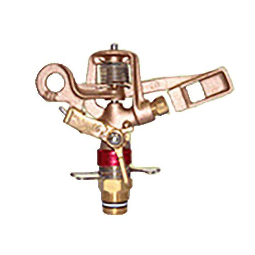 [個人宅不可] 高耐久 金属 (農業用) スプリンクラー 中型 (M1・M2) 30-PL4 口径 5.2 mm 3/4PT 10度 共立イリゲート 防J[代引不可]