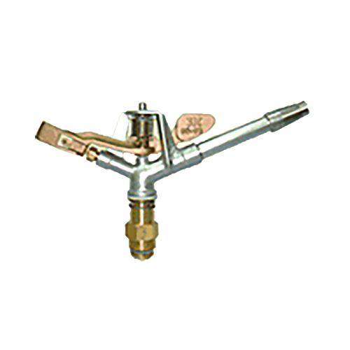 [個人宅不可] 高耐久 金属 (農業用 緑化用 産業用) スプリンクラー 大型(L) 80-F3 口径 14.4×6.4 mm 1-1/4PT 23度 共立イリゲート 防J[代引不可]
