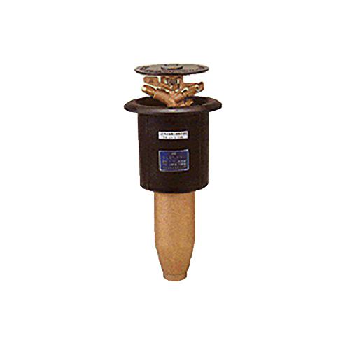 [個人宅不可] 高耐久 金属 (緑化用 ゴルフ場等) ポップアップスプリンクラー PUP-98TS 口径 6.4×4.8×2.4 mm 1PT 25度 共立イリゲート 防J[代引不可]