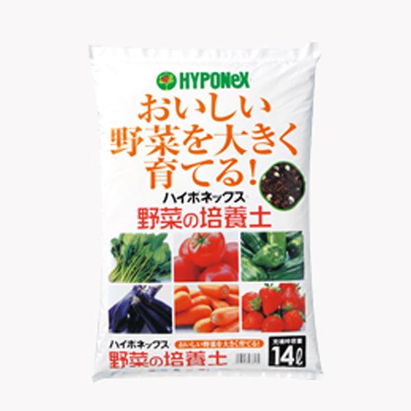 【個人宅配送不可】 【280L】 ハイポネックス 野菜の 培養土 14L ×20袋 タ種 【代引不可】