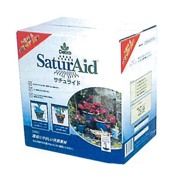 土壌改良剤 保水性向上剤 サチュライド 粒状 20kg 多木化学 タ種【代引不可】