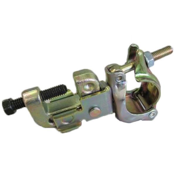 【20個】 マルサ HK クランプ 固定型 ( 48.6 、 42.7 兼用) ×鉄骨(6mm~35mm) アMD