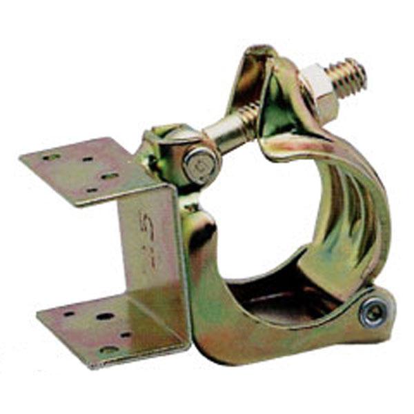 【40個】 マルサ 48.6 タル木止め クランプ 2 平行 単管で手軽に倉庫が組み立てられます。 アMD