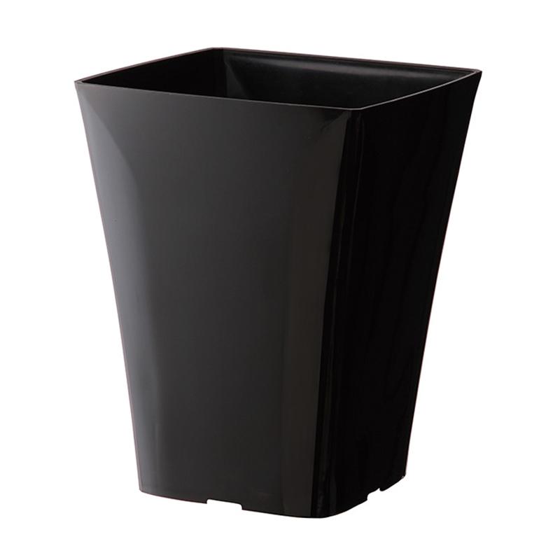 【36個】 170型 ブラック グラシアポット ポット 鉢 おしゃれ アップルウェアー タ種D