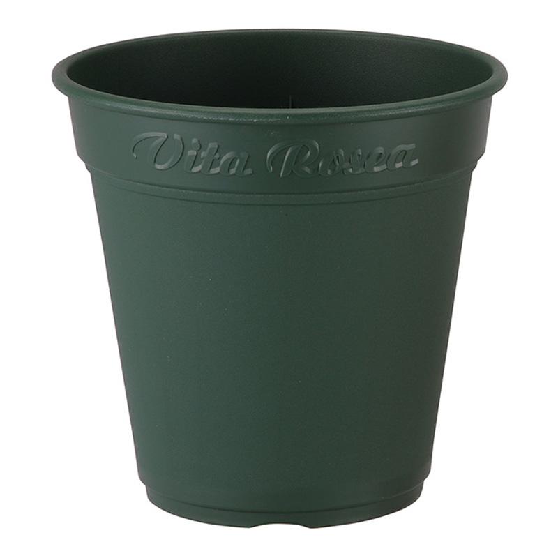 【個人宅配送不可】【北海道配送不可】【12個】 450型 グリーン ロゼアポット ポット 鉢 おしゃれ アップルウェアー タ種 【代引不可】