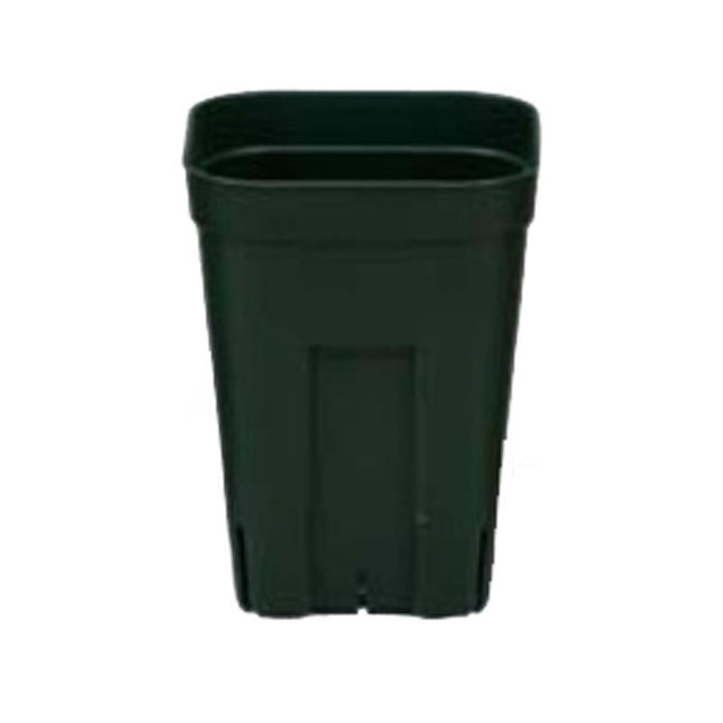 【北海道配送不可】【600個】 深型105 モスグリーン プレステラ ポット 鉢 おしゃれ 日本ポリ鉢販売 タ種 【代引不可】