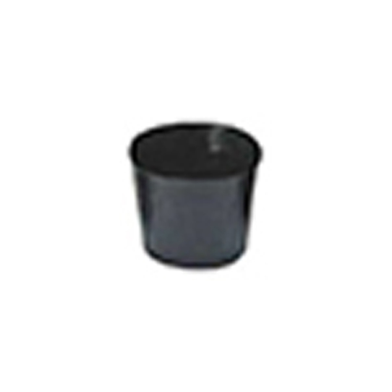 【10000個】 12cm 黒 TO 浅鉢安定型ポット ( UAタイプ ) ポリポット 東海化成 タ種 【代引不可】