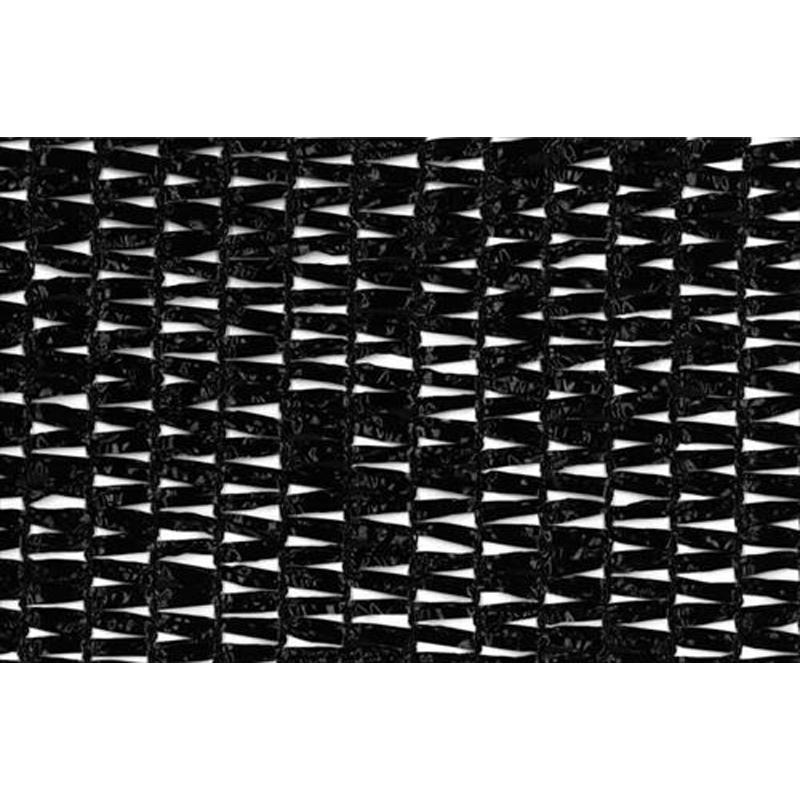 2m × 50m 黒 遮光率約50% ワイドラッセル遮光ネット(ロープ入り) FE 5 寒冷紗 日本ワイドクロス タ種 D