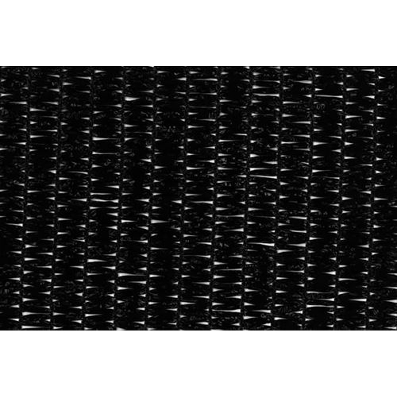 2m × 50m 黒 遮光率約85% ワイドラッセル遮光ネット(ロープ入り) FE 7 寒冷紗 日本ワイドクロス タ種 D