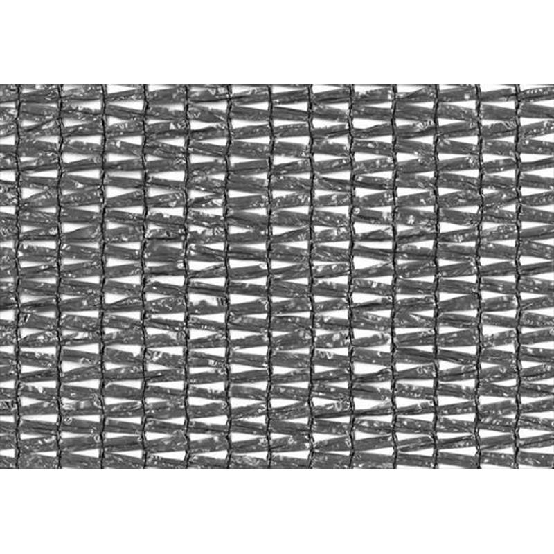 2m × 50m シルバー 遮光率約50% ワイドラッセル遮光ネット FES 5 寒冷紗 日本ワイドクロス タ種 D