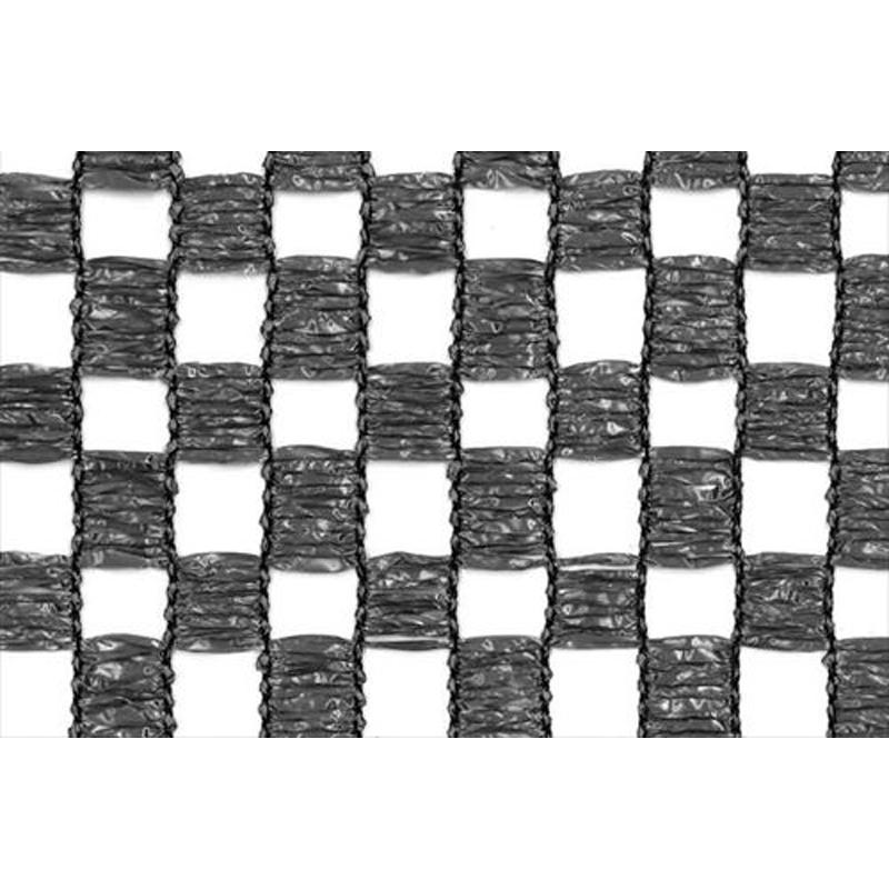 2m × 50m シルバー 遮光率45% ランランネット(市松模様) 遮光ネット S-5050 寒冷紗 日本ワイドクロス タ種 D