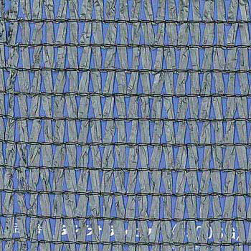 【1本】 2m × 50m シルバーグレー 遮光率45~50% ダイオラッセル 遮光ネット 1500SG 寒冷紗 ダイオ化成 タ種 【代引不可】