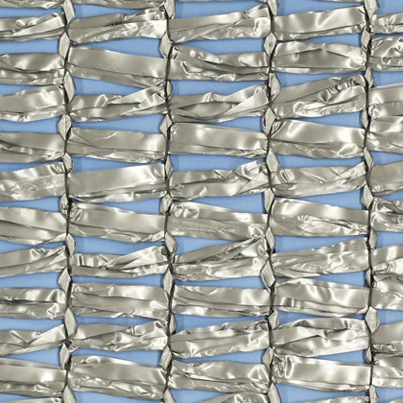 【1本】 2m × 50m シルバーグレー 遮光率65~70% ダイオラッセル 遮光ネット 1700SG 寒冷紗 ダイオ化成 タ種 【代引不可】