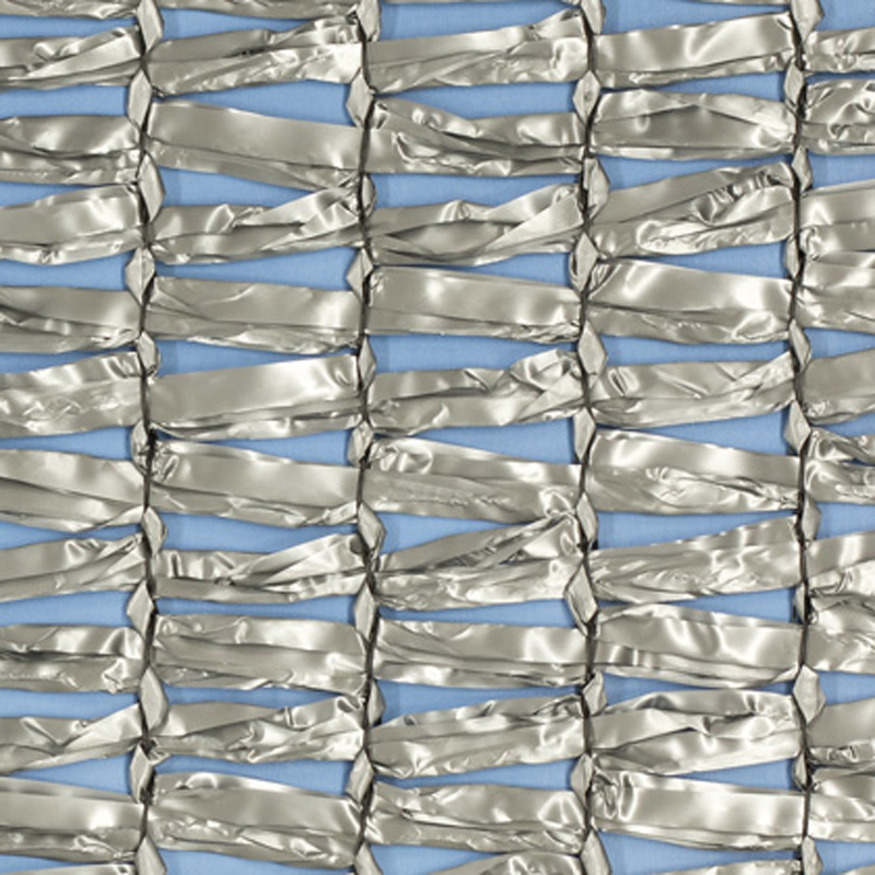 2m × 50m シルバーグレー 遮光率65~70% ダイオラッセル 遮光ネット 1700SG 寒冷紗 ダイオ化成 タ種 【代引不可】