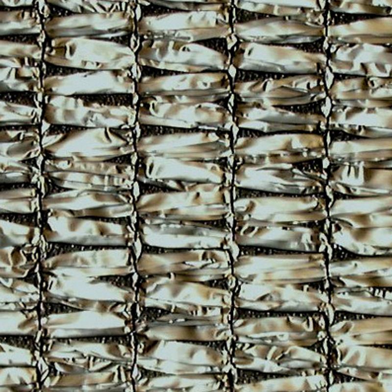 【1本】 2m × 50m シルバーグレー 遮光率75~80% ダイオラッセル 遮光ネット 1800SG 寒冷紗 ダイオ化成 タ種 【代引不可】