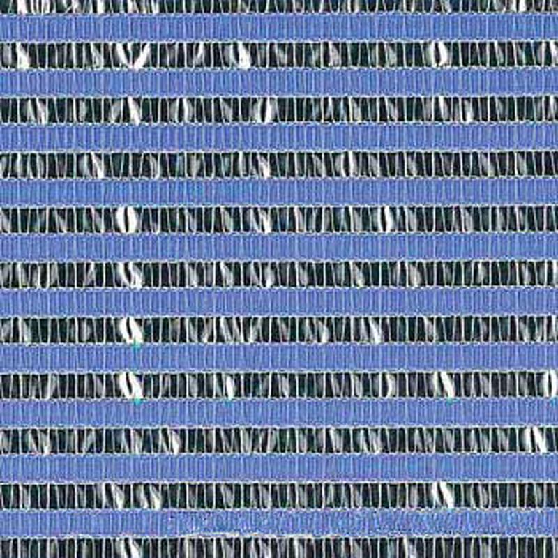【1本】 2m × 50m 銀×黒 遮光率50~55% ダイオミラー 遮光ネット 50HB-6 寒冷紗 ダイオ化成 タ種 【代引不可】