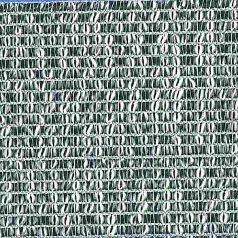 【1本】 2m × 50m 銀×黒 遮光率95~98% ダイオミラー 遮光ネット 95HB-6 寒冷紗 ダイオ化成 タ種 【代引不可】