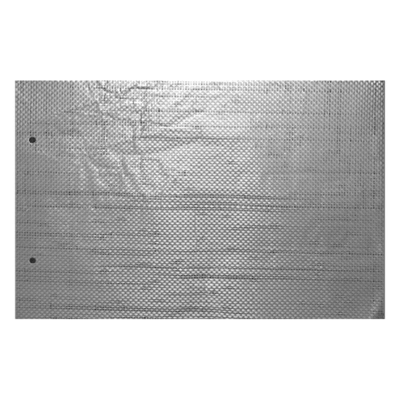 【1本】 3.6m × 100m シルバー 遮光率約80% ふあふあ 遮光ネット SL-80 寒冷紗 ダイヤテックス タ種 【代引不可】