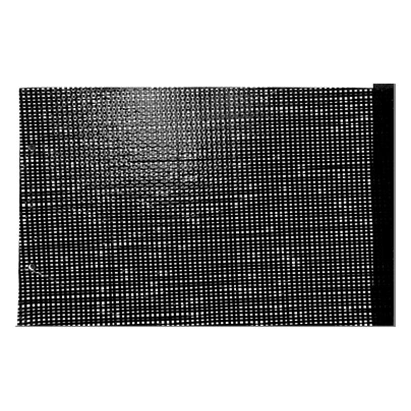 【2本】 2.7m × 100m 黒 遮光率約85% ふあふあ 遮光ネット BK-85 寒冷紗 ダイヤテックス タ種 【代引不可】