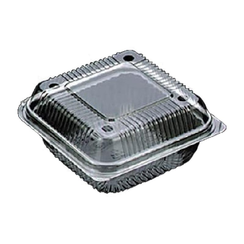 個人宅配送不可 1000枚 OP-117R 113 × 115 × 高 58 mm OPS 43823 ミニトマト150g 食品容器 デンカポリマー Sモ 代引不可