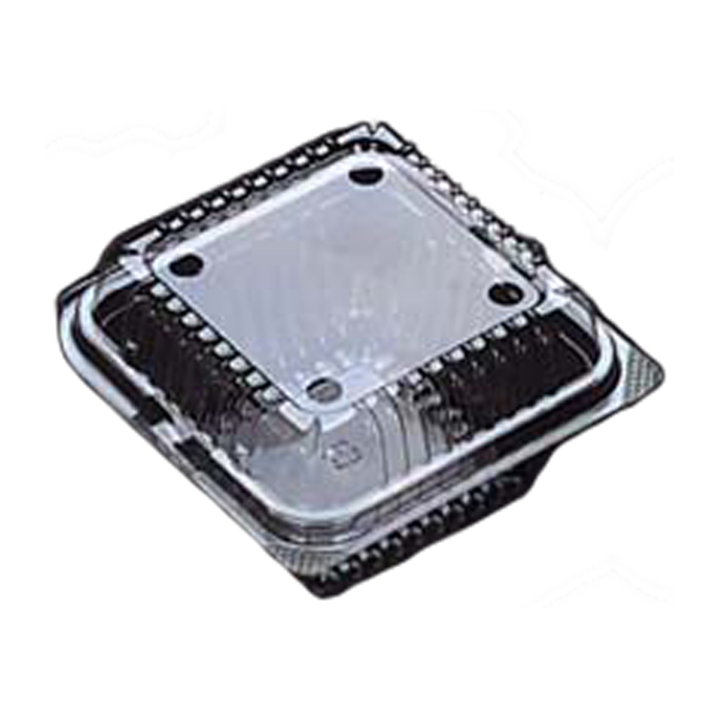 【個人宅配送不可】【1500枚】 OP-151 105 × 105 × 高 62 mm OPS 【96900】 ミニトマト150g 食品容器 デンカポリマー Sモ【代引不可】