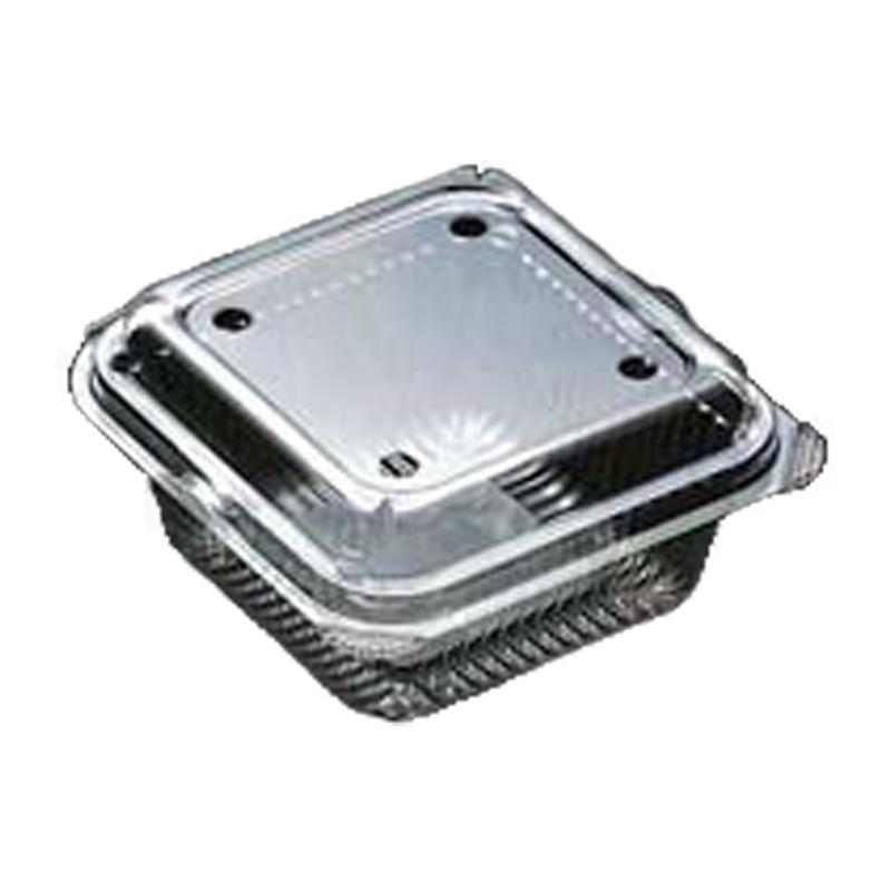 個人宅配送不可 1000枚 OP-200A 117 × 120 × 高 60 mm OPS 93333 ミニトマト200g 食品容器 デンカポリマー Sモ 代引不可