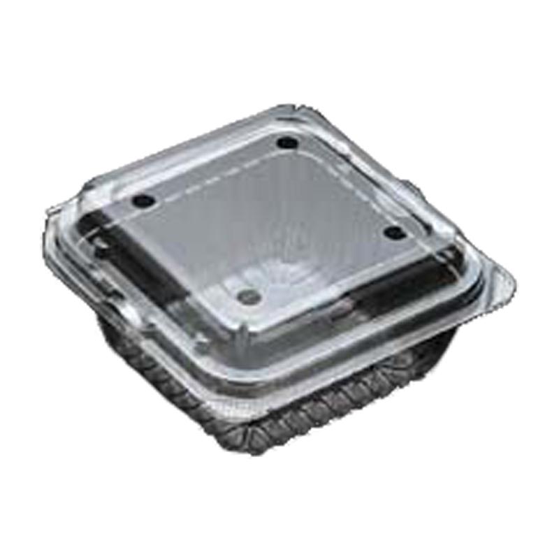 個人宅配送不可 1000枚 OP-200S 117 × 120 × 高 59 mm OPS 47070 ミニトマト200g 食品容器 デンカポリマー Sモ 代引不可