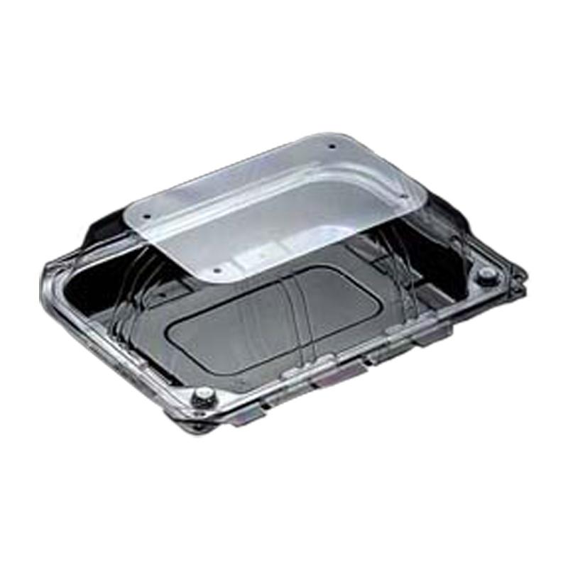 個人宅配送不可 800枚 OP-173 152 × 113 × 高 47 mm OPS 97453 ミニトマト アメリカンチェリー 他 食品容器 デンカポリマー Sモ 代引不可