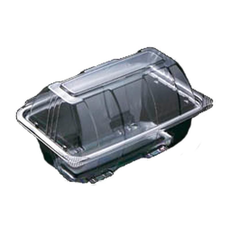 個人宅配送不可 600枚 OP-128 172 × 118 × 高 97 mm OPS 19880 パイナップル1本 他 食品容器 デンカポリマー Sモ 代引不可