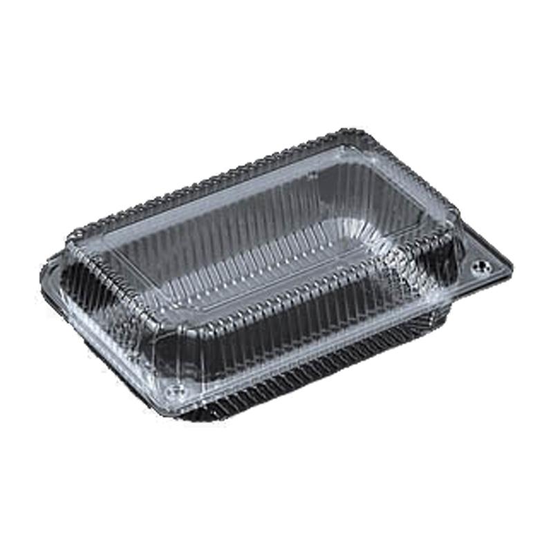 個人宅配送不可 1200枚 OP-162 189 × 127 × 高 60 mm OPS 93343 トマト用 食品容器 デンカポリマー Sモ 代引不可