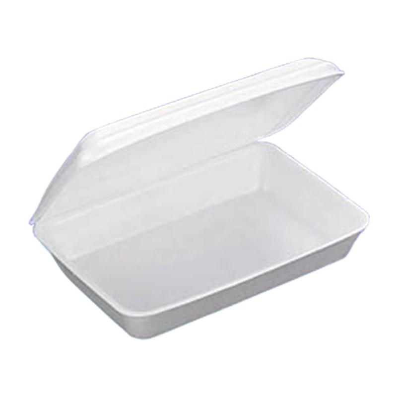 個人宅配送不可 850枚 G-2深蓋 191 × 121 × 高 30 mm PSP(高) 60110 弁当容器 食品容器 デンカポリマー Sモ 代引不可