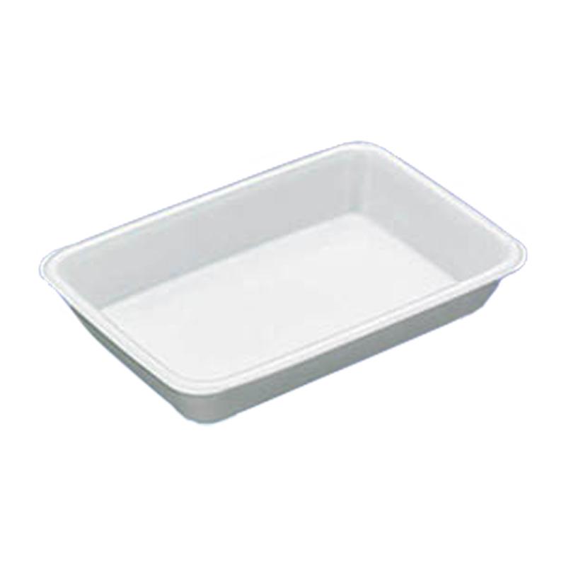【個人宅配送不可】【1250枚】 G-7身 190 × 130 × 高 30 mm PSP(高) 【68973】 弁当容器 食品容器 デンカポリマー Sモ【代引不可】