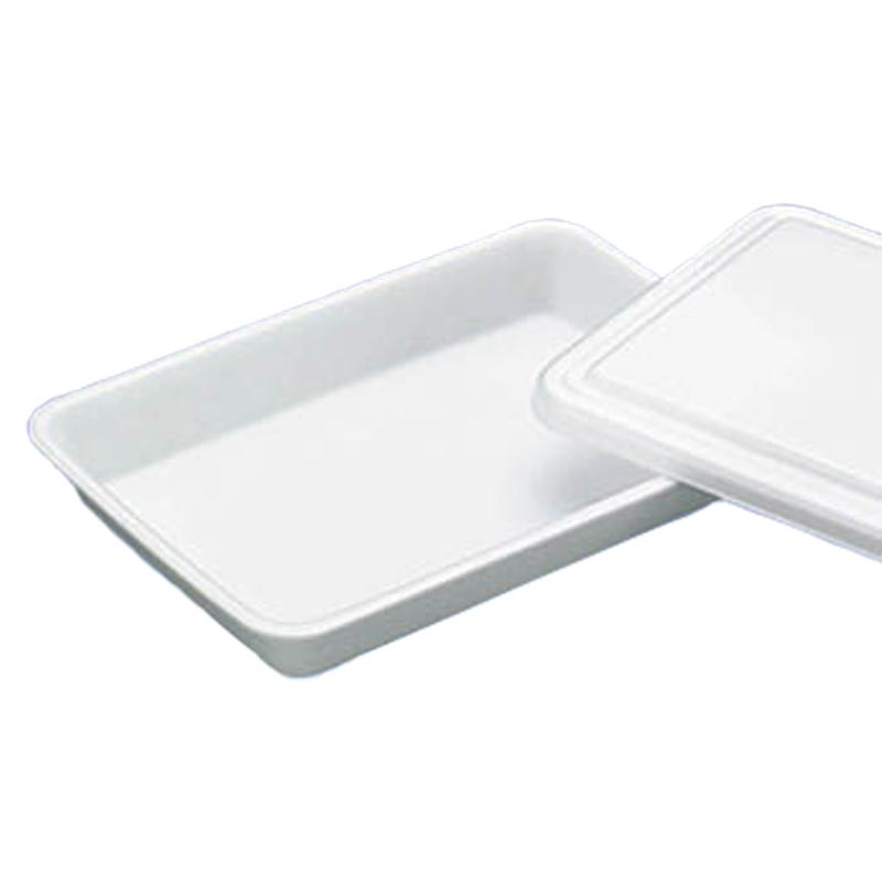 【個人宅配送不可】【500枚】 G-8セット 230 × 156 × 高 30 mm PSP(高) 【21620】 弁当容器 食品容器 デンカポリマー Sモ【代引不可】