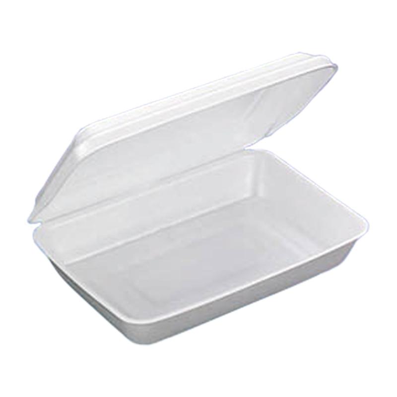 【個人宅配送不可】【900枚】 G-340 186 × 124 × 高 29 mm PSP(高) 【58900】 弁当容器 食品容器 デンカポリマー Sモ【代引不可】