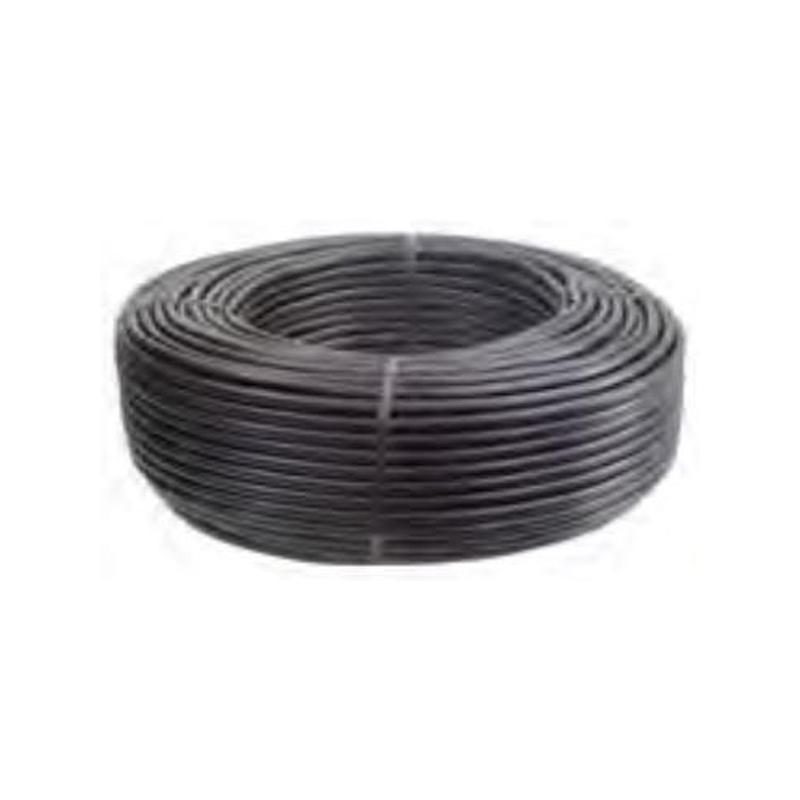 硬質ドリップチューブ PL-ND1620K 黒 口径16mm 点滴ピッチ20cm 散水量1.75L 長さ200m巻 潅水用品のサンホープ カ施【代引不可】