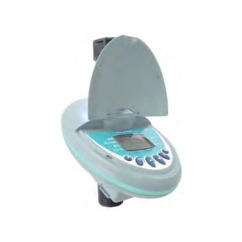 スプリンクラーシンカー 自動かん水タイマー 乾電池式 DC9E バルブ一体型 接続口径20mm 潅水用品のサンホープ カ施【代引不可】