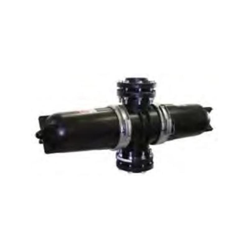 【受注生産】 ディスクフィルター AR346LT 80# メッシュサイズ200ミクロン 取付口径100mm 潅水用品のサンホープ 【代引不可】