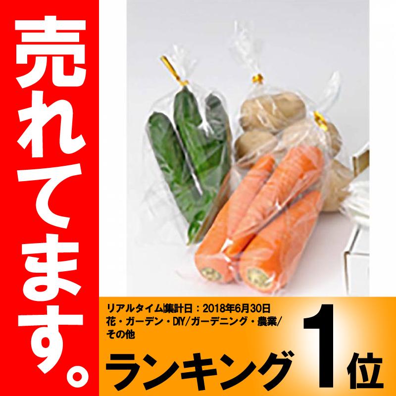 ボードン袋 4穴プラ付 No.10 0.025mm厚×180×270 10000枚入 野菜出荷透明袋 日A【代引不可】