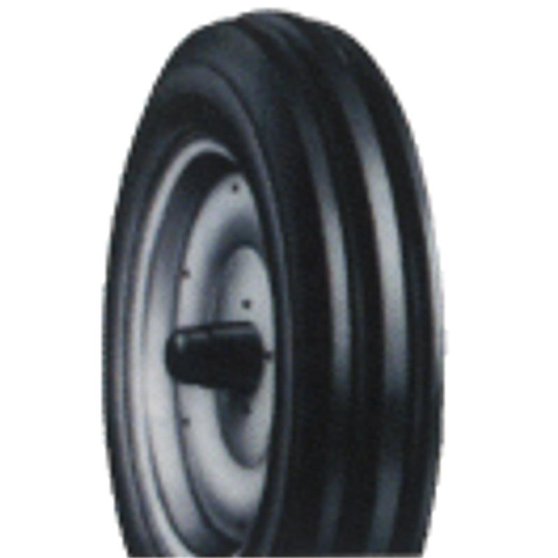 F01 トラクター用前輪タイヤ 5.00-12 4PR バイアスタイヤ 264927 KBL ケービーエル 【代引不可】