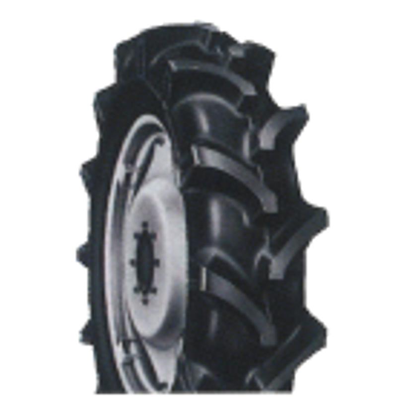 AR1 トラクター用前輪タイヤ 5-12 2PR バイアスタイヤ 270461 KBL オK 【代引不可】