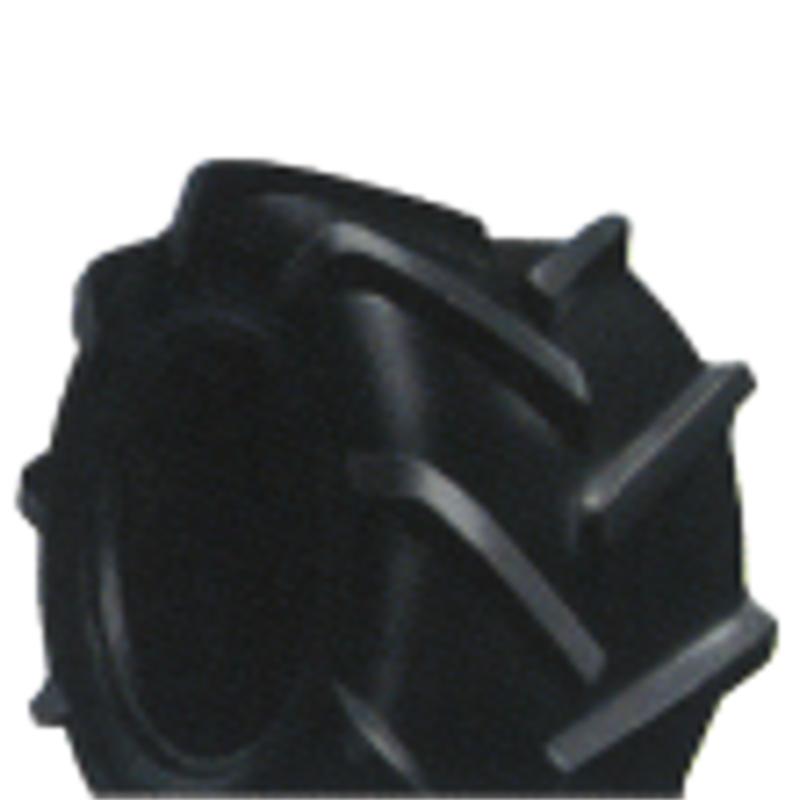 AL1 作業機用タイヤ チューブレス16×7.00-8 2PR バイアスタイヤ 264751 KBL ケービーエル 【代引不可】
