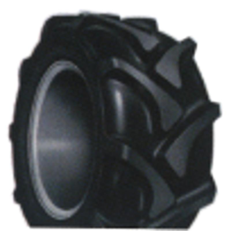 AC10 作業機 運搬車用タイヤ 20×8.00-10 4PR バイアスタイヤ 264857 KBL ケービーエル 【代引不可】