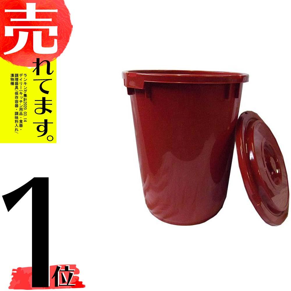 【5個】 トンボ プラスチック製 みそ樽 75型 容量75L 国産 金T【代引不可】